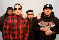 P.O.D. is On Fire