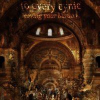 To Every Cynic – Leaving Your Burdens