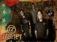 12 Stones Push Album Release Back