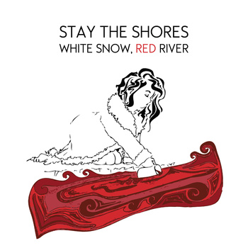 White Snow Red River