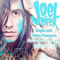 Joel Piper – My Little Earthquake 2.0
