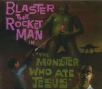 Metaphysical Monday:  The Monster Who Ate Jesus