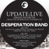 Desperation Band – Update:Live