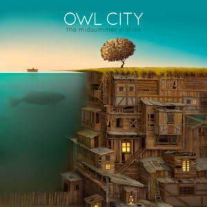 Owl City &#8211; The Midsummer Station