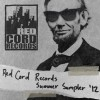 Red Cord Records – 2012 Sampler