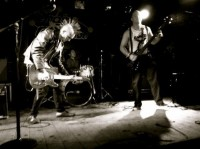 Thumper Punk Signs Punk Band A Broken Line