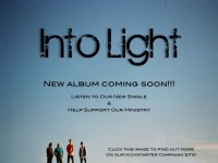 Into Light Kickstarter and New Single