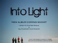 Into Light Kickstarter and New Single