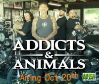 Addicts and Animals to Air on Animal Planet October 20th
