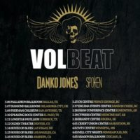 Spoken (Supporting Volbeat)