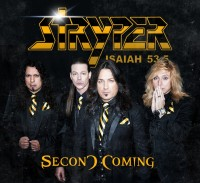 "Stryper's New Album ""Second Coming"" Now Available!"