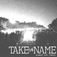 Check Out: Take the Name