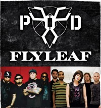 P.O.D Touring With Flyleaf
