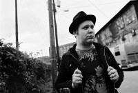 Josh Scogin (Ex-The Chariot) Launches Countdown for New Project