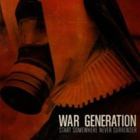 War Generation (featuring Jon Bunch of Sense Field / Further Seems Forever) to Release New Album