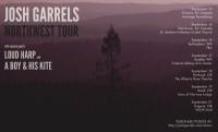 Josh Garrels Concert Ft. Loud Harp and A Boy & His Kite