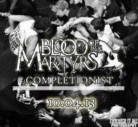 Blood of the Martyrs to Self Release Second Full Length