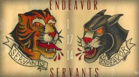 Endeavor / Servants – Split