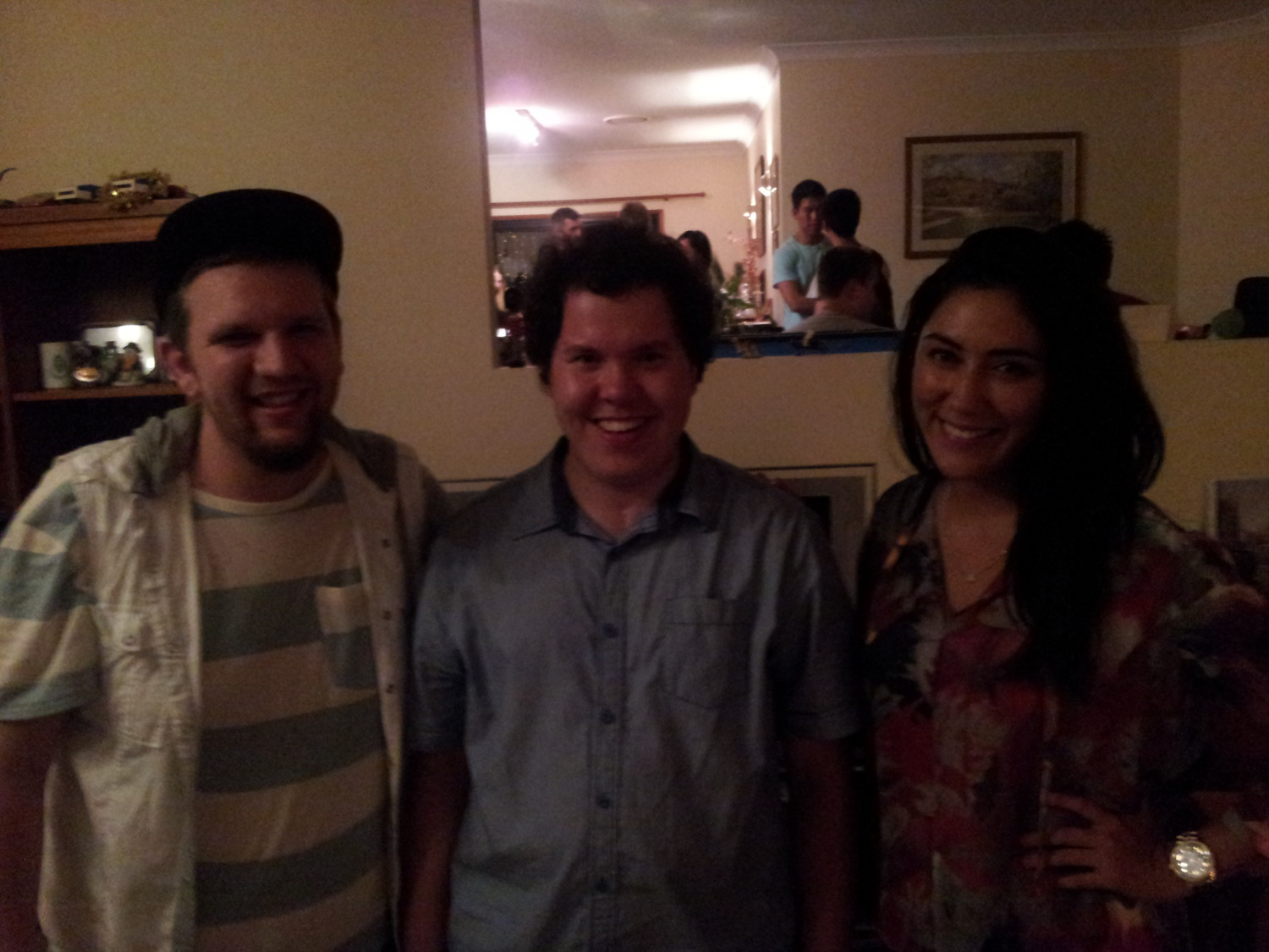 Jonathan Thulin and Charmaine - Acoustic Living Room Concert - Indie ...