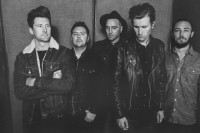 Limited Anberlin 'Lowborn' Gold Vinyl