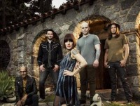 Flyleaf & Thousand Foot Krutch Join Axes & Anchors Cruise
