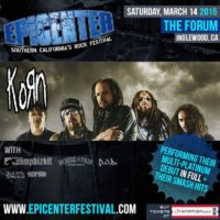 Epicenter Festival Features Korn and POD