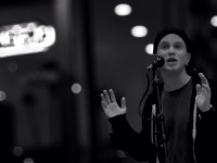 Show Summary: Levi The Poet with Matt Boughton & JR Bermuda (xDeathstarx) at Augie's Coffee Roasters