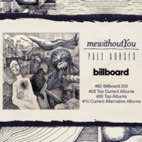 "Billboard Roundup: mewithoutyou Debut ""Pale Horses"" at #62"