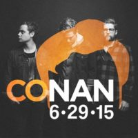 Colony House to Perform on Conan