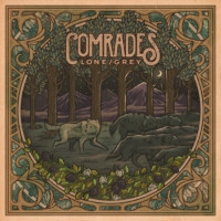 Comrades Lone Grey album cover