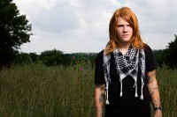 Aaron Gillespie Posts First Track