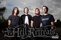 As Hell Retreats Studio Video #2