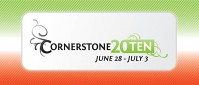 Cornerstone Schedule Available