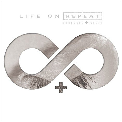 Album Review : Life on Repeat - Struggle + Sleep | Indie
