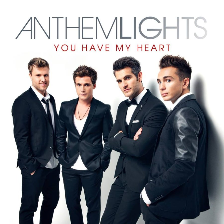 Album Review Anthem Lights You Have My Heart Indie Vision Music