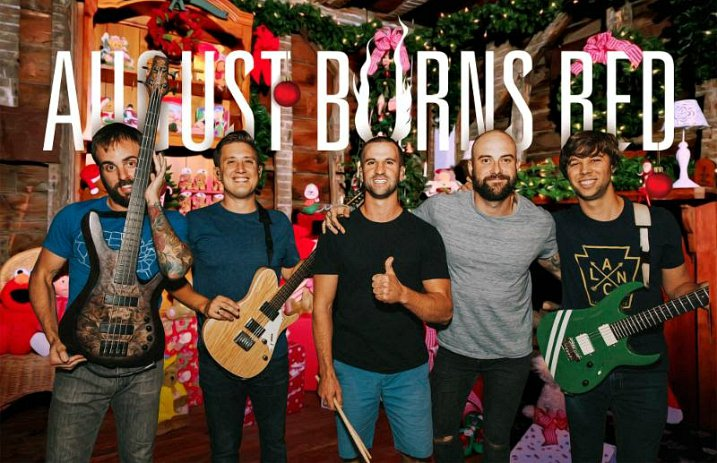 August Burns Red Christmas photo