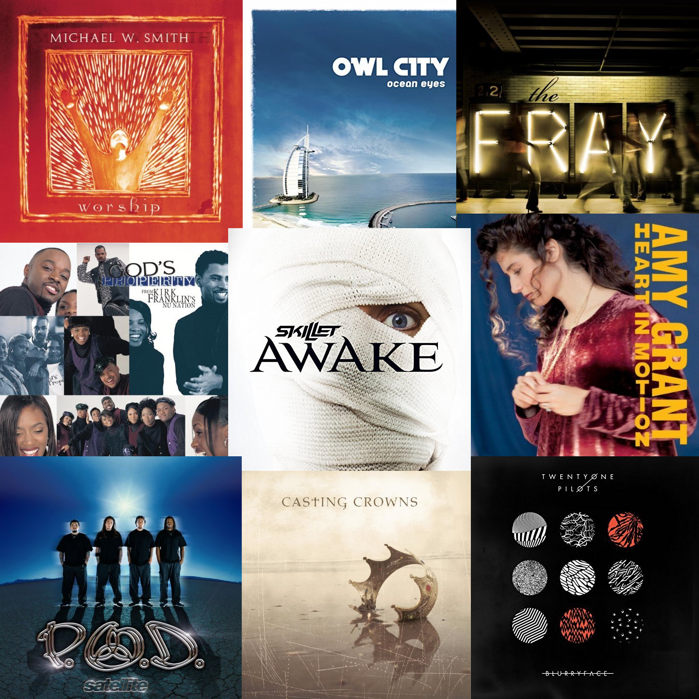 What Is the Bestselling Christian Album of All Time? - News - Indie ...