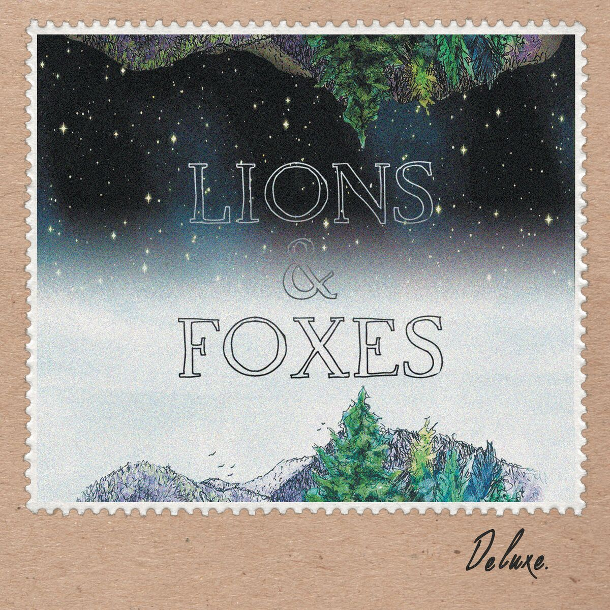 Album Review : Captain the Sky - Lions & Foxes (Deluxe)   Indie ...